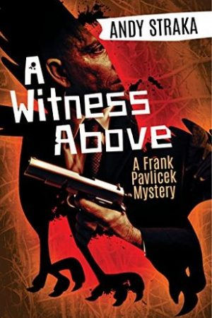 Review: A Witness Above by Andy Straka (Frank Pavlicek Mysteries #1)