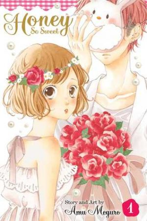 Manga Review: Honey So Sweet, Volumes 1 & 2 by Amu Meguro