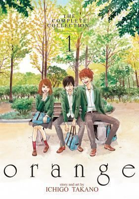 Manga Review: Orange: The Complete Collection (Parts 1 and 2) by Ichigo Takano