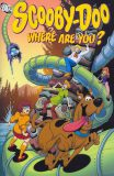 Scooby-Doo Where Are You Comic Book Cover