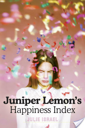 Young Adult Review: Juniper Lemon's Happiness Index by Julie Israel