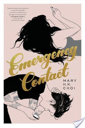 Young Adult Review: Emergency Contact by Mary H.K. Choi