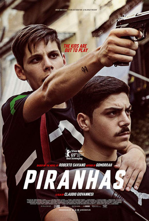Piranhas 2019 Italian Film Movie Poster