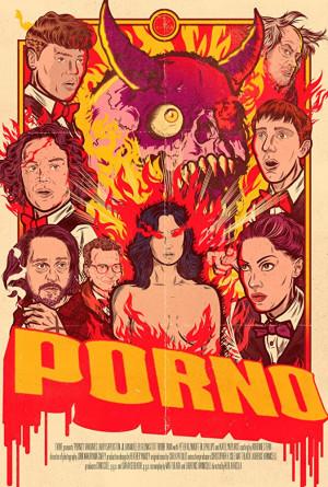 Porno 2019 Film Poster