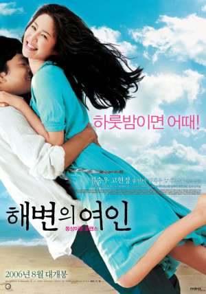 Woman on the Beach 2006 Poster