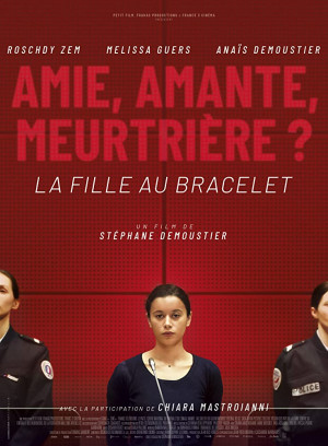 The Girl with a Bracelet 2019 Movie Poster
