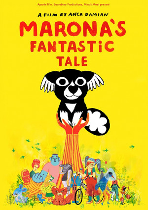 Maronas Fantastic Tale 2019 Film Poster