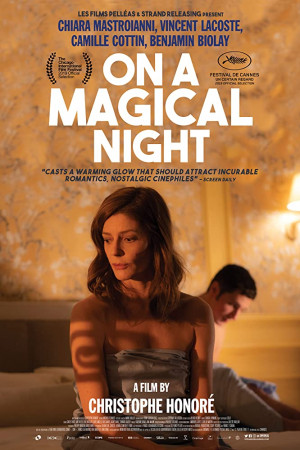 On a Magical Night 2019 Film Poster