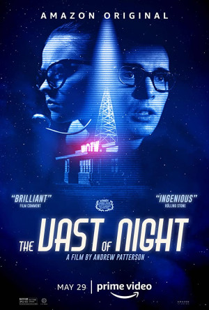 The Vast of Night 2019 Film Poster
